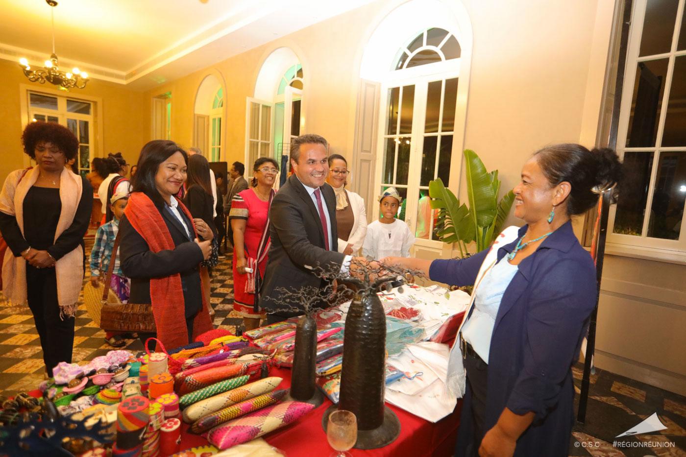 La Région Réunion célèbre Fety Gasy avec toute la communauté malgache de La Réunion