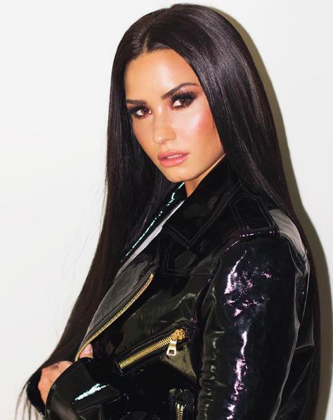 Photo : Instagram Demi Lovato
