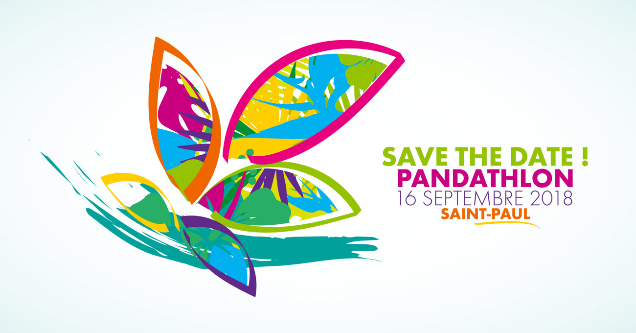 Pandathlon 2018 - Save the Date