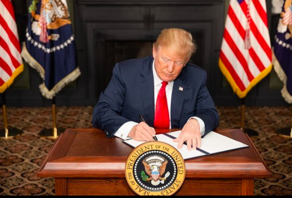 Photo: Instagram The White House