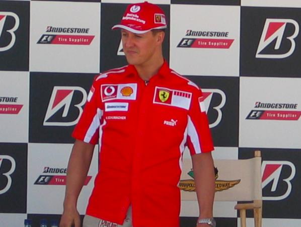Michael Schumacher : «Il lui arrive de pleurer» selon un témoin