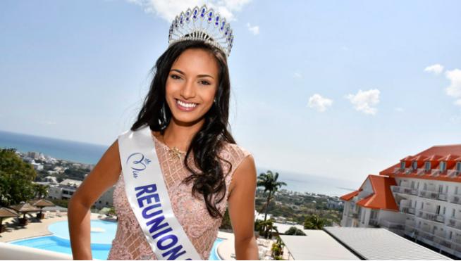 Miss Réunion 2018 s'est réveillée hier au Créolia