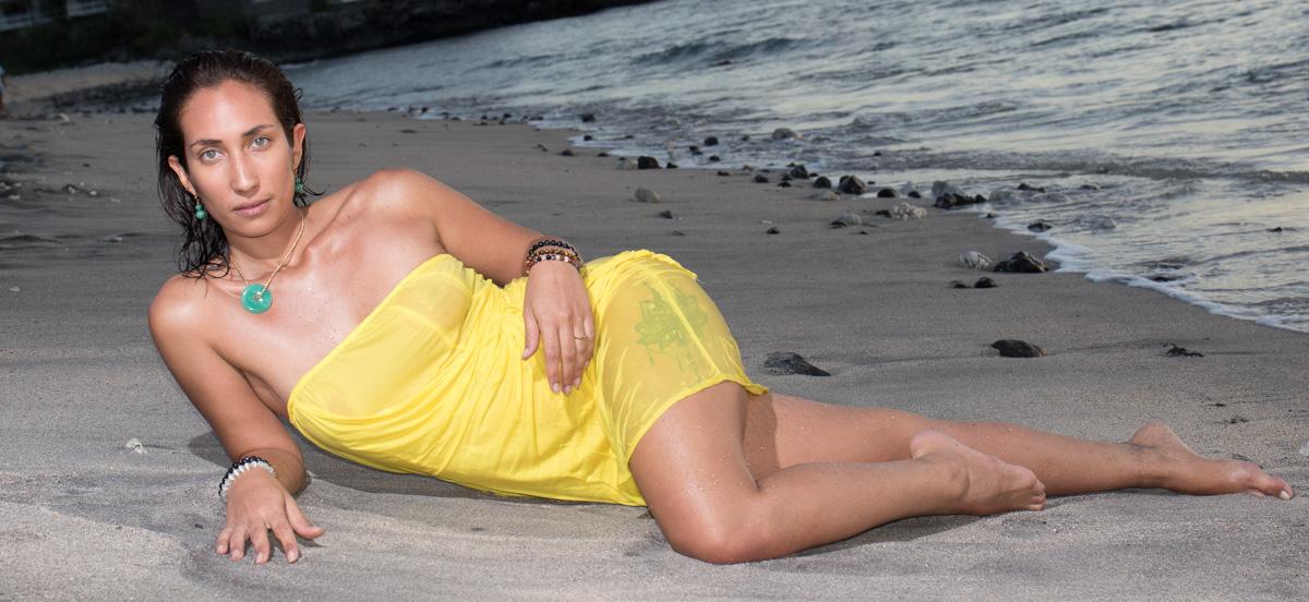 Tracy Thiaw-Yie, une beauté créole caméléon