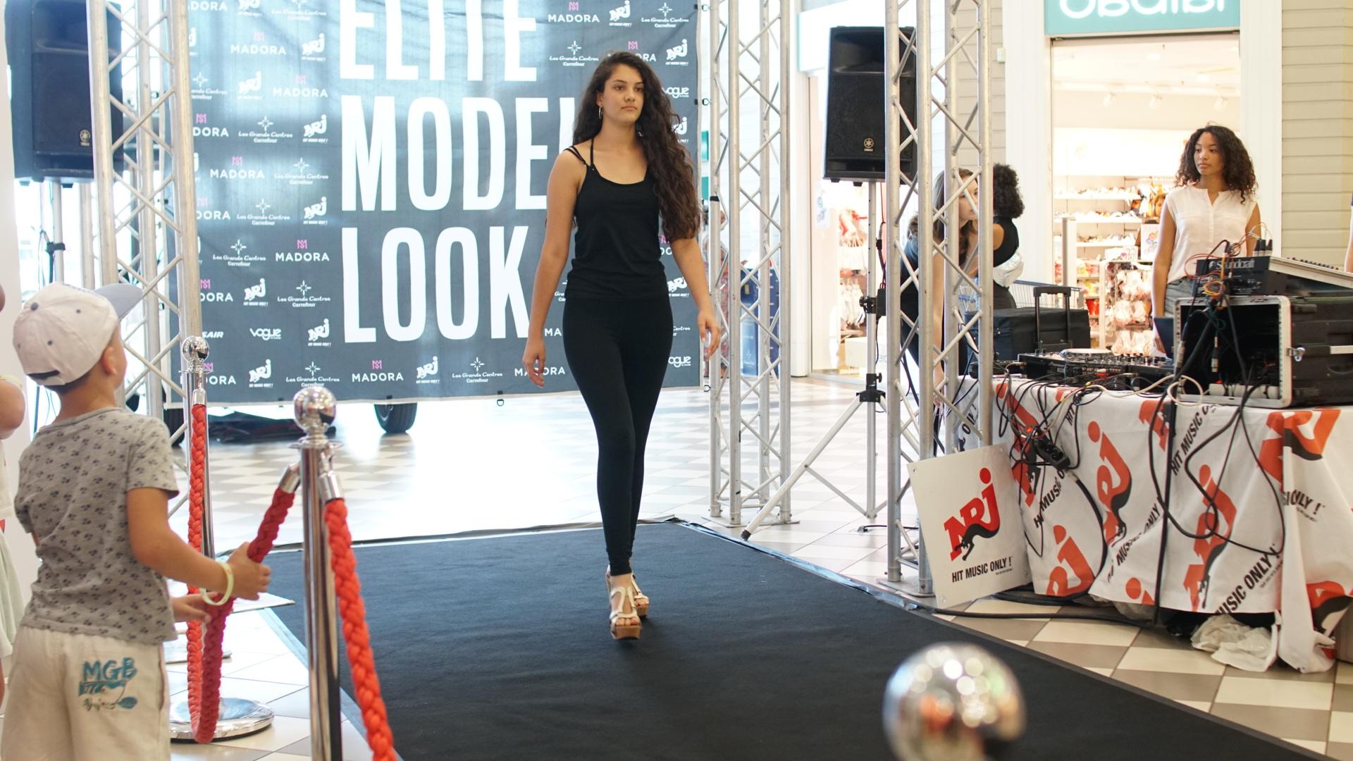 Gros succès pour le premier casting Elite à Saint-Pierre