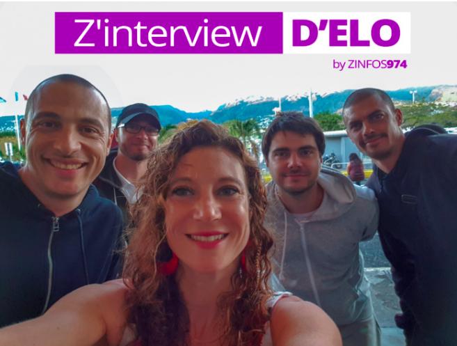 Le Z'interview d'Elo : Grèn Sémé se dévoile avant son envol pour une tournée en Chine