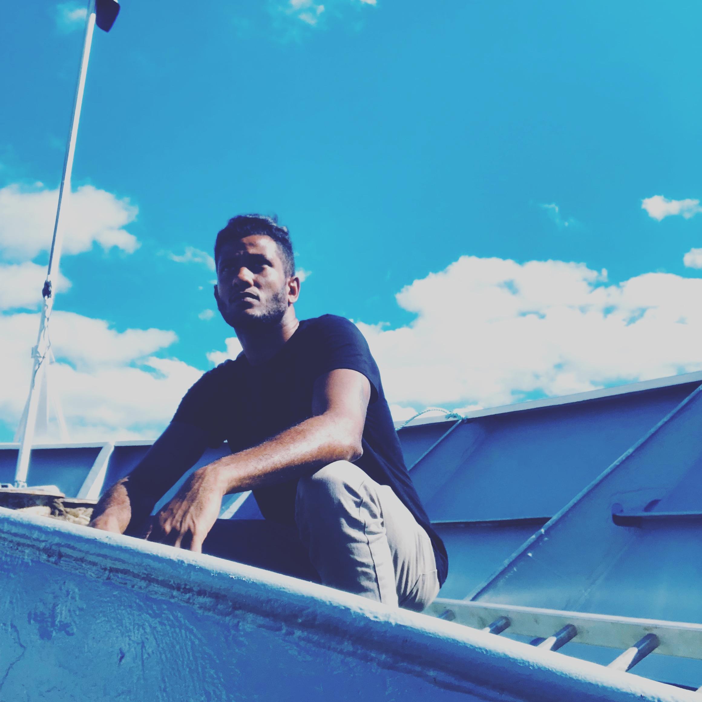 Pierrick Lombardie : fier d'être créole