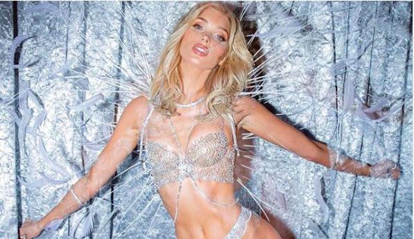 Elsa Honk : sublime sur le défilé Victoria's Secret