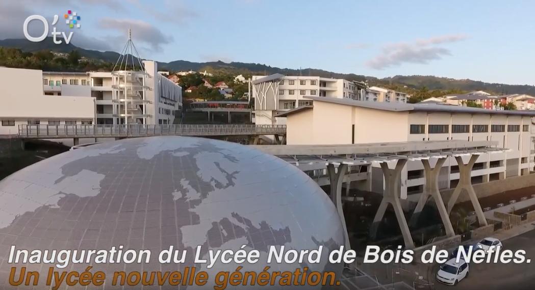 Un nouveau lycée pour La Réunion