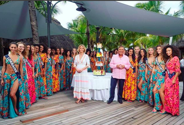 Photo : capture Instagram Miss France Officiel