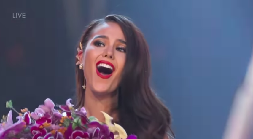 Miss Univers 2018 est Miss Philippines