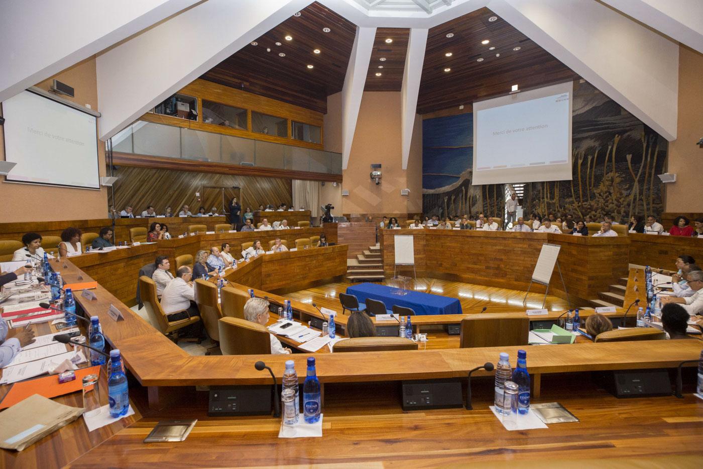 Assemblée Plénière du 19 décembre 2018