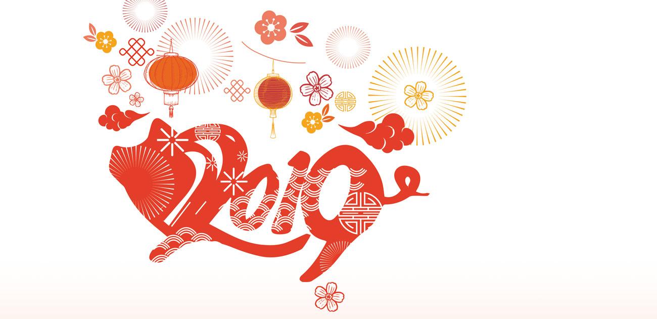Bonne Année à toute la communauté Chinoise