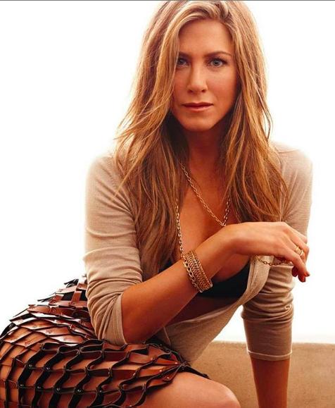 Jennifer Aniston: grosse frayeur à bord de son jet privé