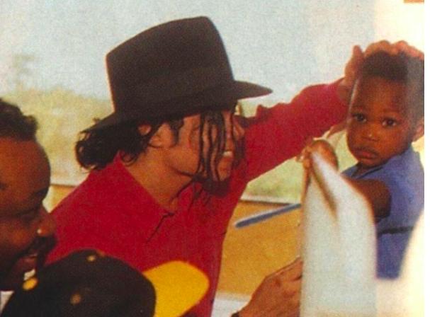 Photo: Capture Instagram Michael Jackson