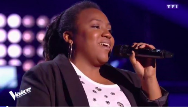 [Vidéo] The Voice: La Mauricienne Virginie Gaspard réussit les auditions