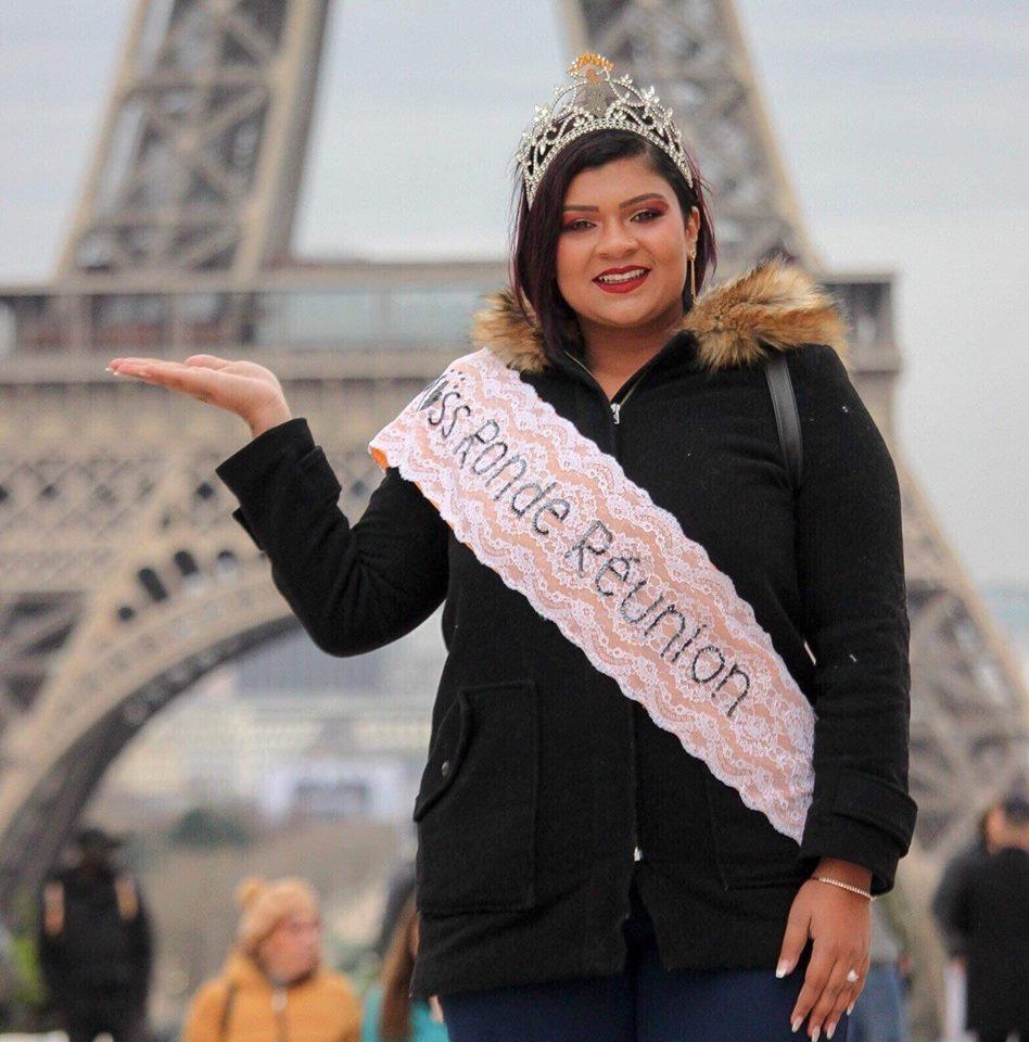 Chloé Fock Chock Kam sera-t-elle élue Miss Ronde France 2019 ?