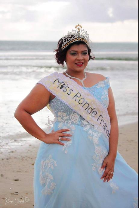 Photos: Facebook Miss Ronde France