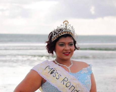 La Réunionnaise Chloé Fock Chock Kam élue Miss Ronde France 2019