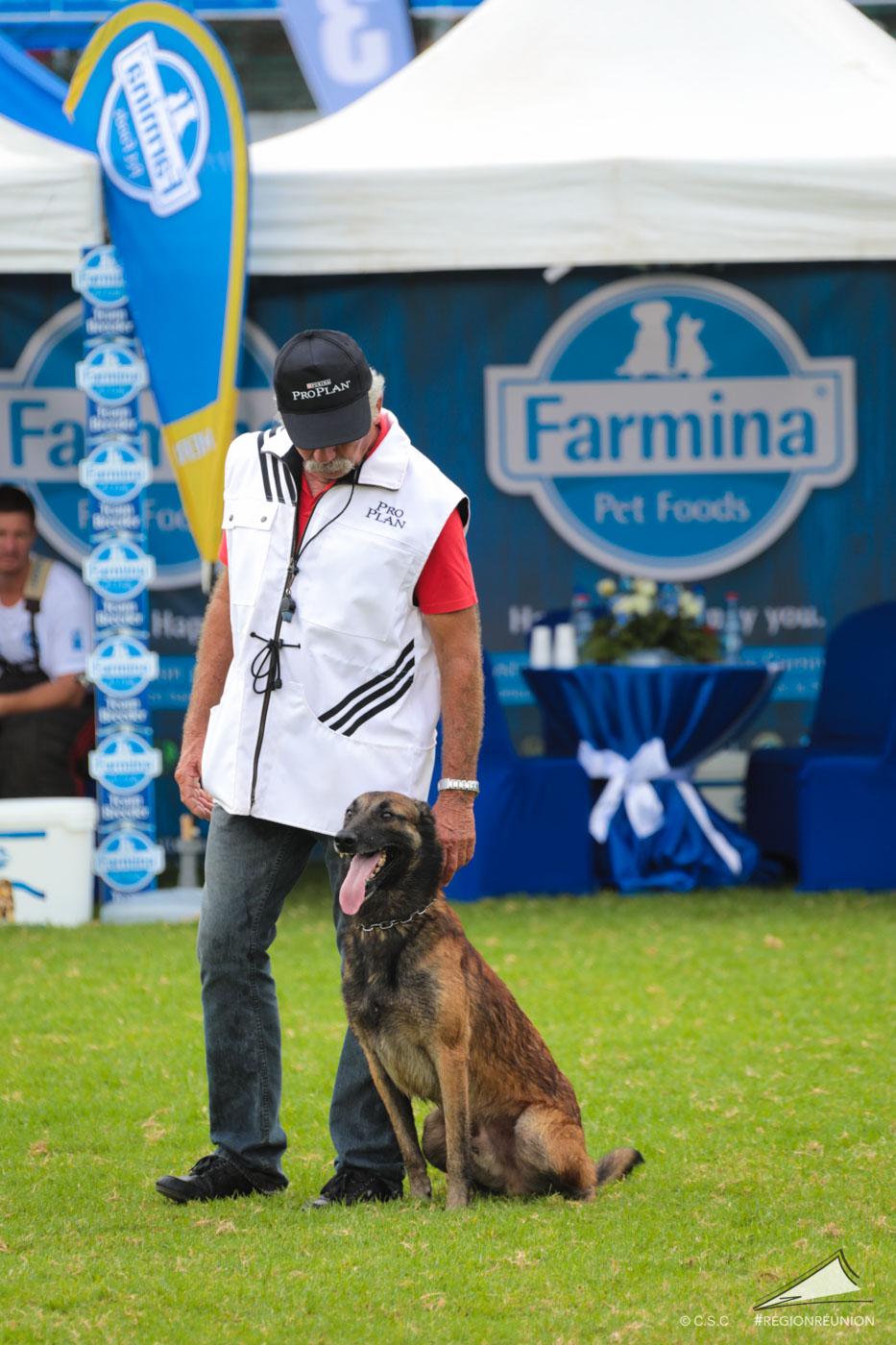 Exposition Canine Nationale de Trois-Bassins