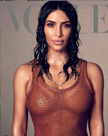 Photo: capture Instagram Kim Kardashian