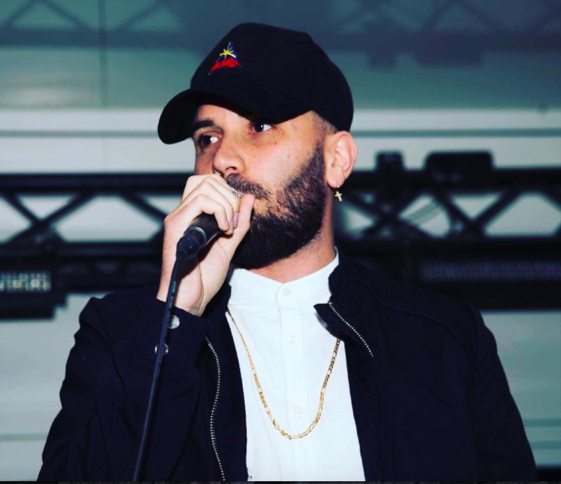 Whity Matimal, le Réunionnais sort son premier album