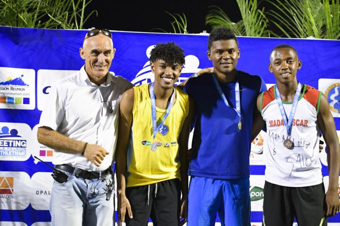 Le Meeting National de La Réunion d'Athlétisme : Retour en images