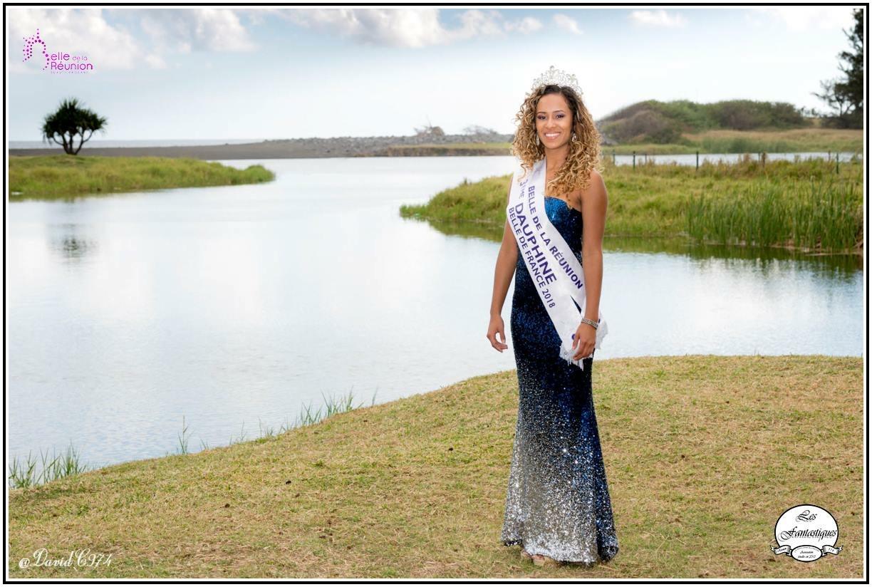 Cécile Von-Pine : une écharpe et une couronne qui l'ont fait grandir