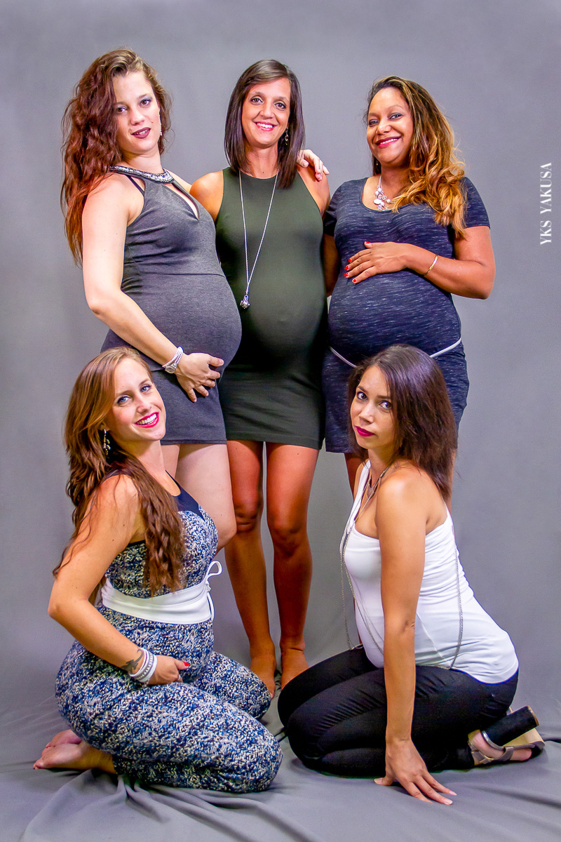 Vanessa, Léa, Marina, Emilie, Cécile : les magnifiques futures mamans