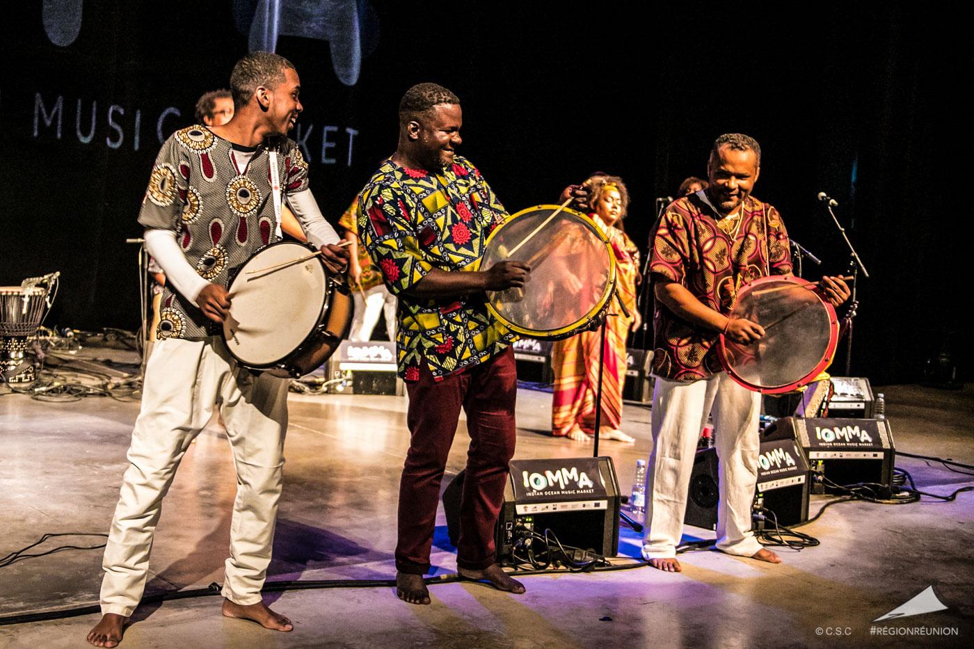 Le IOMMA, un rendez-vous international pour la professionnalisation des artistes réunionnais