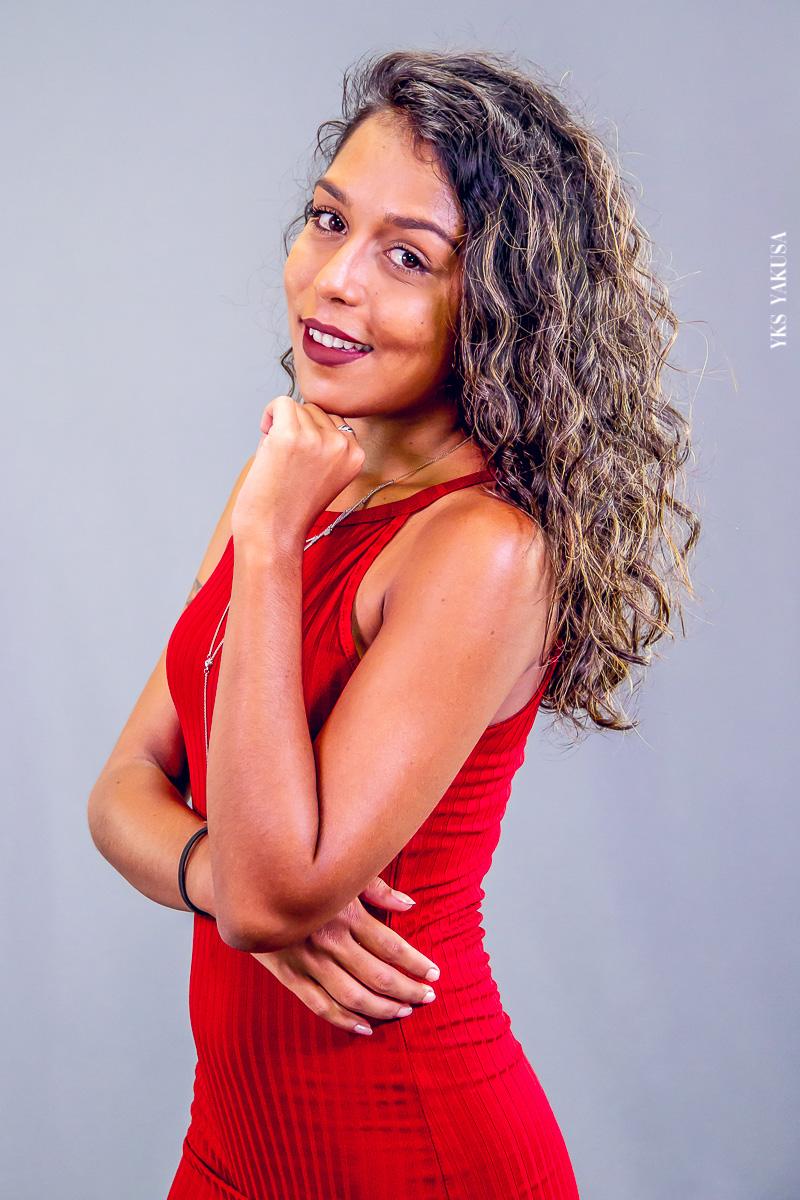 En dépit de sa maladie, Roxanne Gangama avance...