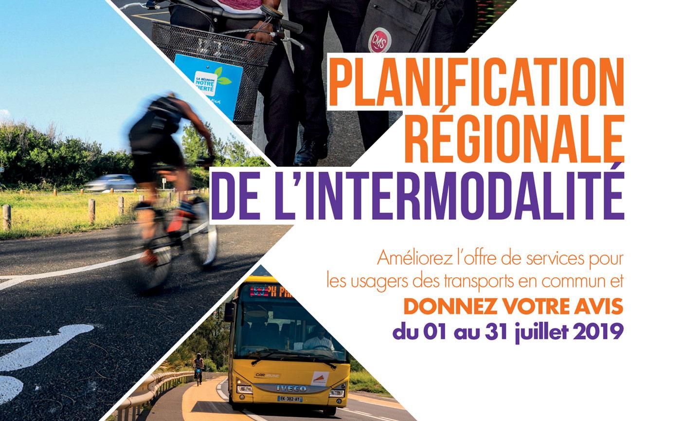 Planification Régionale de l'Intermodalité (PRI)