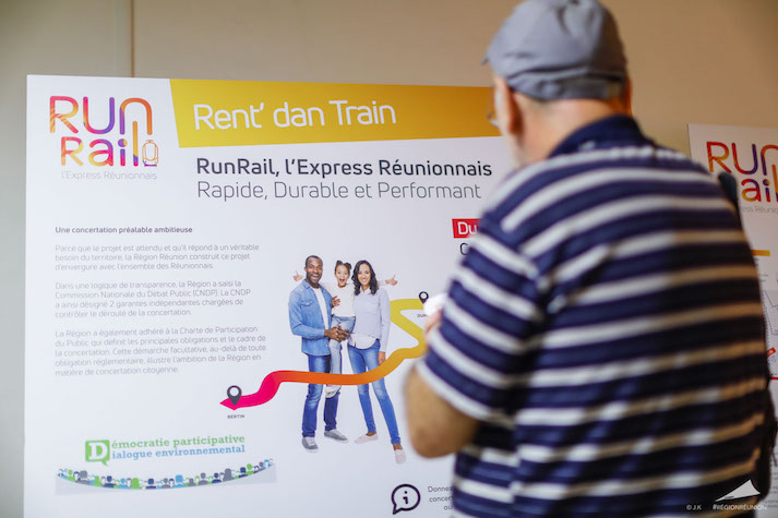 RunRail : Une concertation réussie