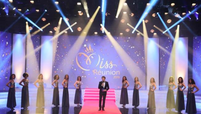 ▶️ Retour en images sur la soirée Miss Réunion 2019