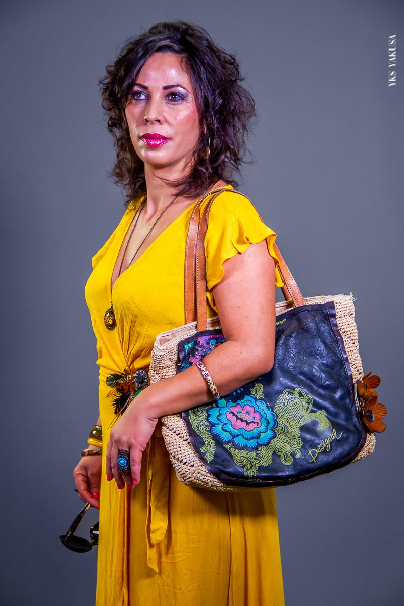 Laura Loude : la chef d'exploitation agricole passionnée de maloya