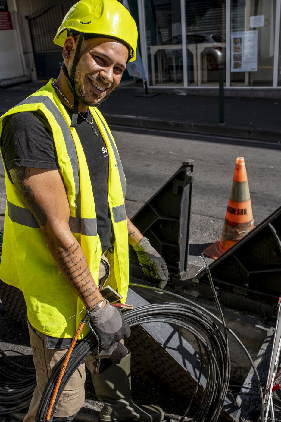La fibre optique pour tous les Réunionnais : Bâtissons nos villes de demain !