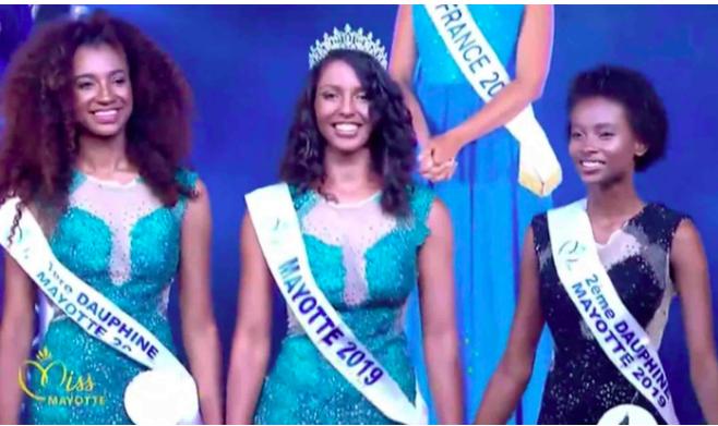 Mayotte a élu sa nouvelle Miss