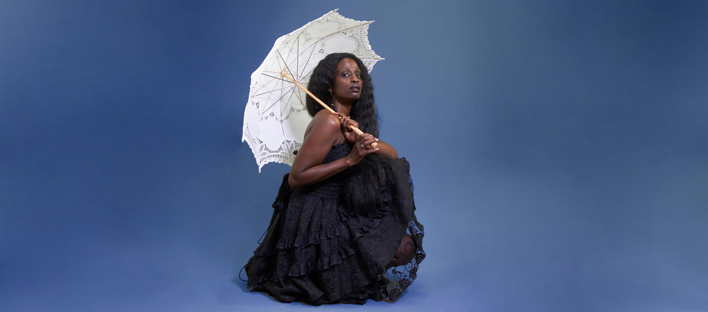 Mariame M'Bengue, surmonter le manque et la disparition de son père