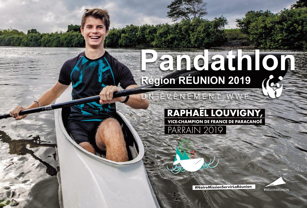 Le Pandathlon, un événement éco-sportif organisé en partenariat avec le WWF