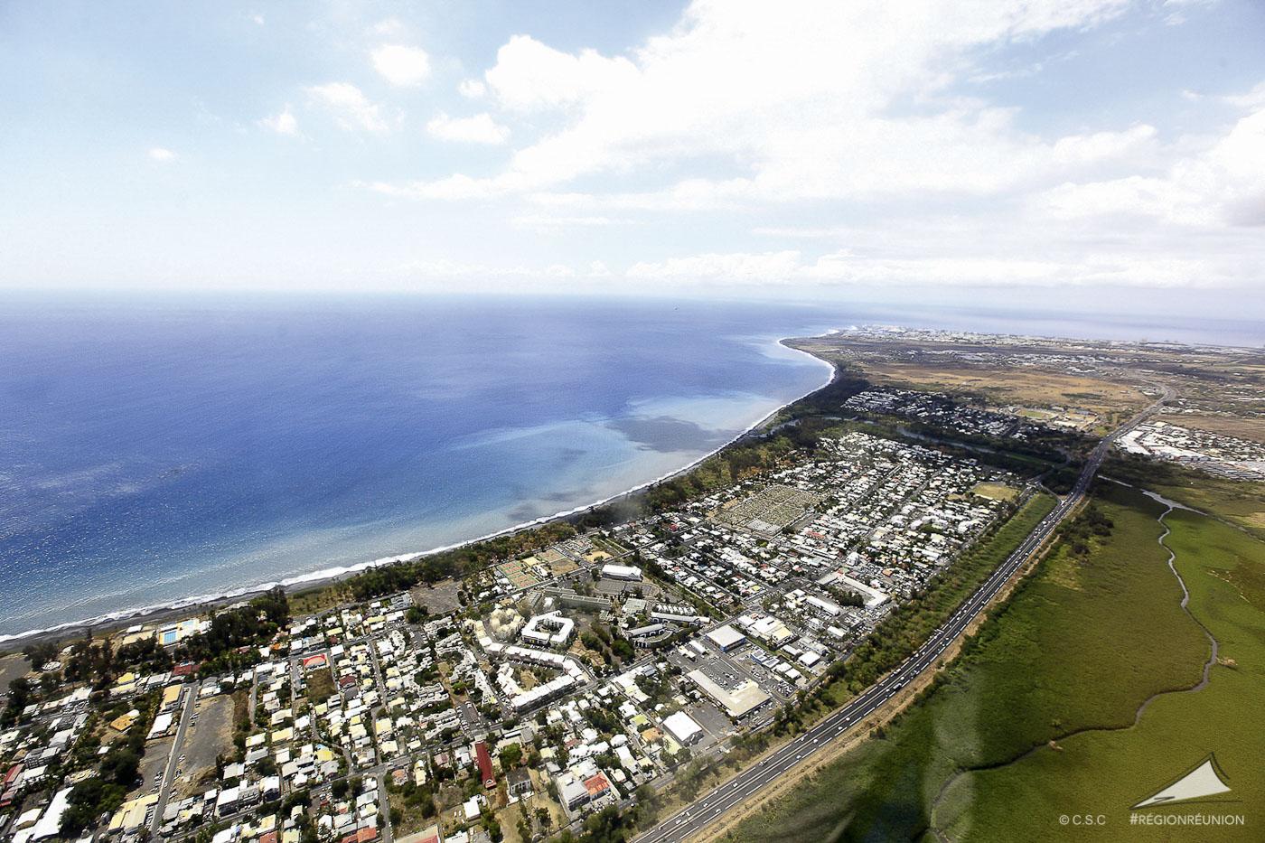 Projet de modification du Schéma d'Aménagement Régional de La Réunion