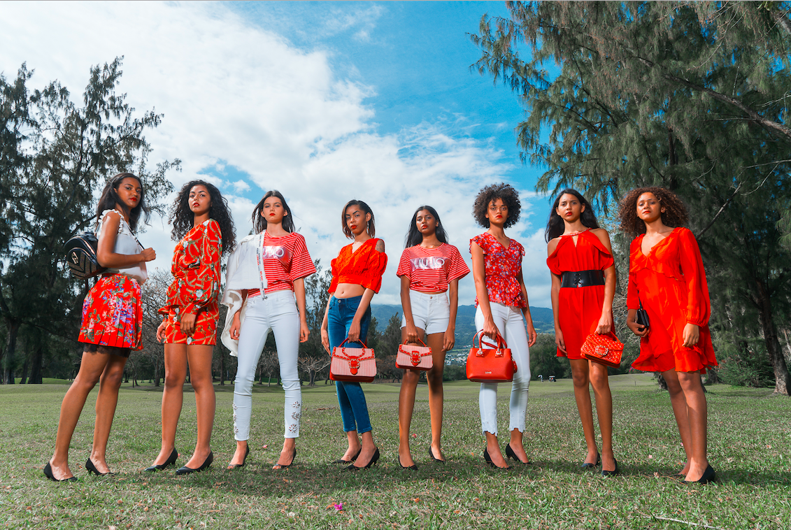 Les 8 finalistes EML Reunion Island 2019 au Golf de Bourbon