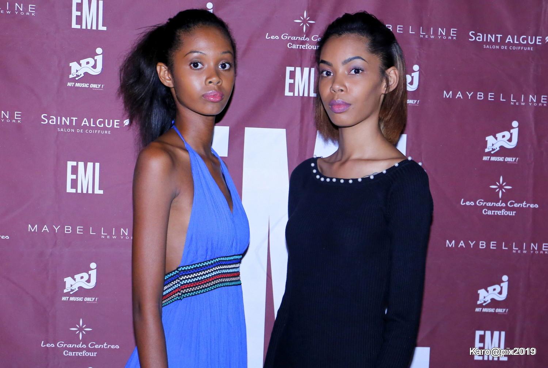 Camille la gagnante 2018 et Gwenaëlle la gagnante 2019