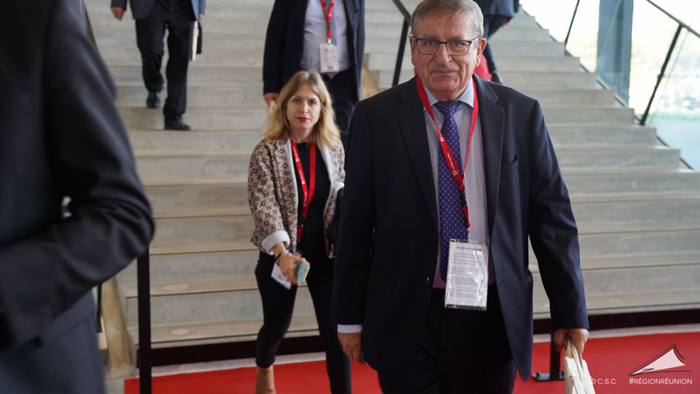La Région Réunion au 15ème Congrés des Régions de France
