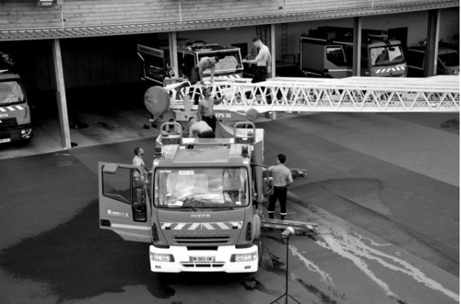 📷 Des photos sexy pour les pompiers de St-Pierre, pour la bonne cause