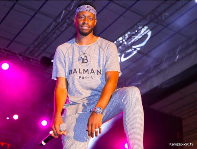 Dadju : gros succès pour son concert aux Florilèges