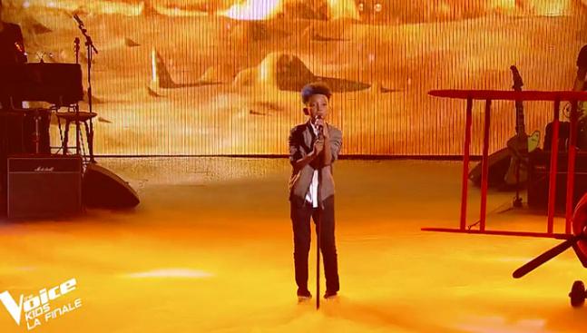 Le petit Réunionnais remporte The Voice Kids