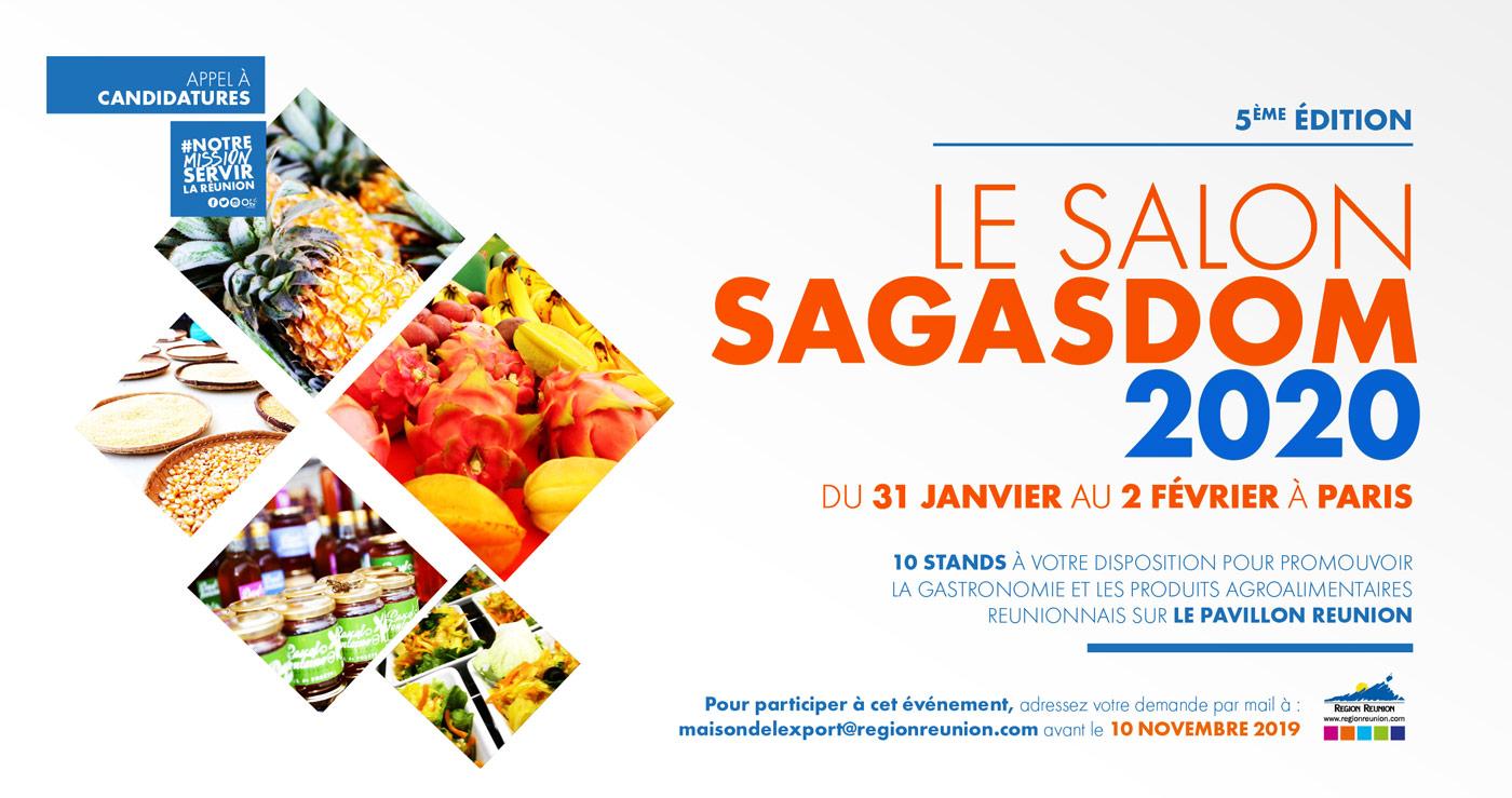 Salon de la gastronomie des Outre-Mer et de la francophonie (SAGASDOM)