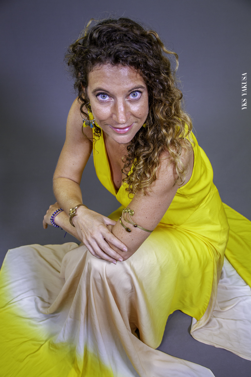 Elodie de Césare : croquer la vie, sa philosophie !