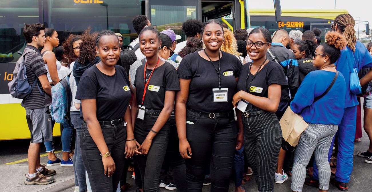 Les transports : Perspective de métiers pour les lycéens de Moulin Joli