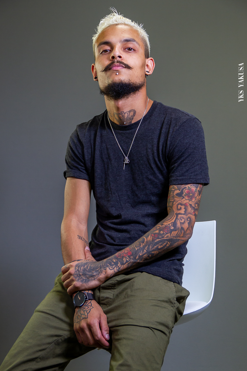 Hafiz le tatoueur : sage mais perturbateur !
