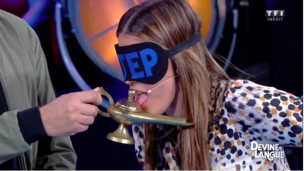 """Iris Mittenaere victime d'une séquence vulgaire et sexiste dans """" Vendredi tout est permis """" ?"""